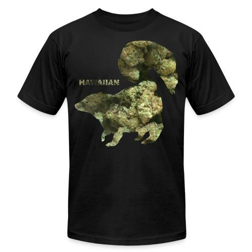 Hawaiian SKUNK T - Men's Fine Jersey T-Shirt