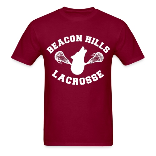 Beacon Hills Lacrosse Tee Stilinski 24 - Men's T-Shirt
