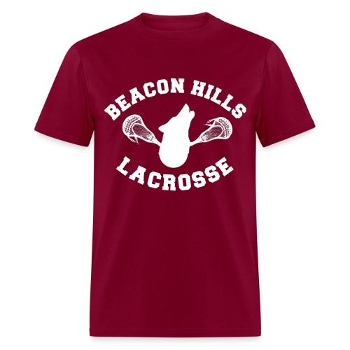Beacon Hills Lacrosse Tee Stilinski 24 - Men's T-Shirt