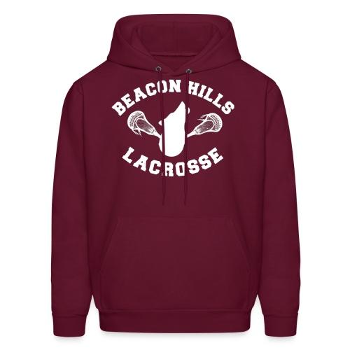 Beacon Hills Lacrosse Dunbar 9 - Men's Hoodie