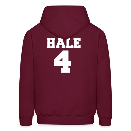 Hale 4 Hoodie w/o Beacon Hills Lacrosse on front - Men's Hoodie