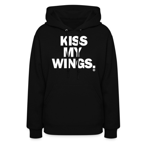 Kiss My Wings - Women's Hoodie