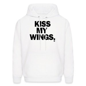 Kiss My Wings - Men's Hoodie