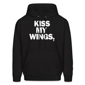 Kiss My Wings - Men's Hoodie
