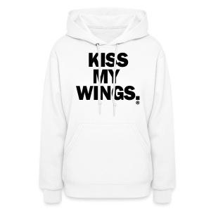 Kiss My Wings - Women's Hoodie