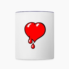 Liberal Bleeding Hart Bottles & Mugs