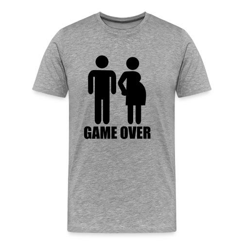 Your Life Is Over - Men's Premium T-Shirt