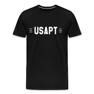 T-Shirts ~ Men's Premium T-Shirt ~ USA Physical Therapist