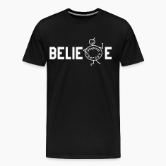 BELIEVE Physiotherapy T-Shirts