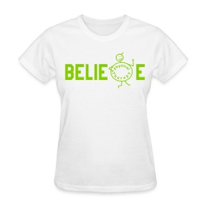 Beblieve in Physiotherapy  - Women's T-Shirt