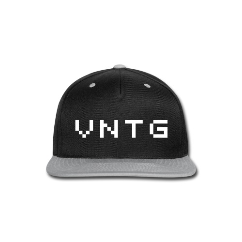 VNTG RETRO - Snap-back Baseball Cap