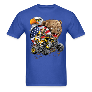 Freestyle ATV USA - Men's T-Shirt
