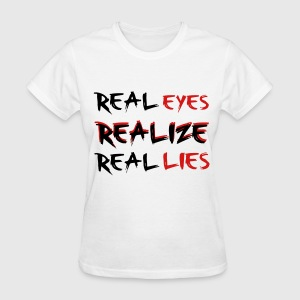 Real Lies Women's T-Shirts - Women's T-Shirt