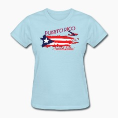 Travel Puerto Rico Women's T-Shirts