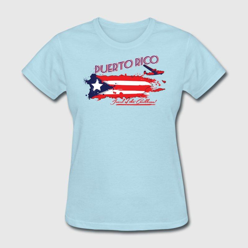 Travel puerto rico t shirt spreadshirt for Travel t shirt design ideas