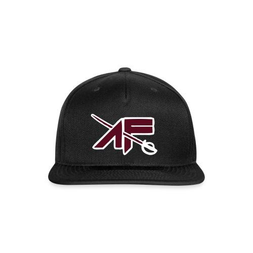 An AF Logo Snapback Cap! - Snap-back Baseball Cap