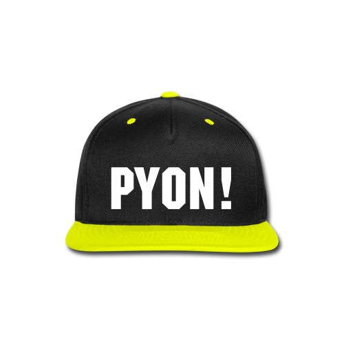 PYON! Gorra - Snap-back Baseball Cap