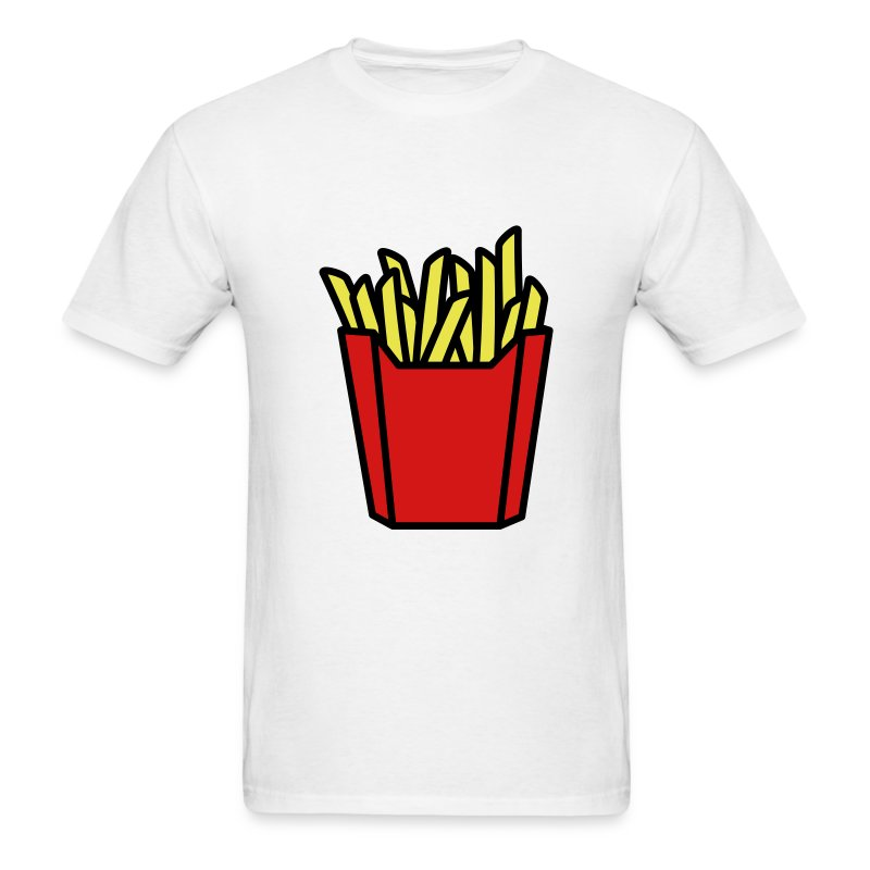 FRIES - Men's T-Shirt