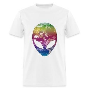 SPACE ALIEN - Men's T-Shirt