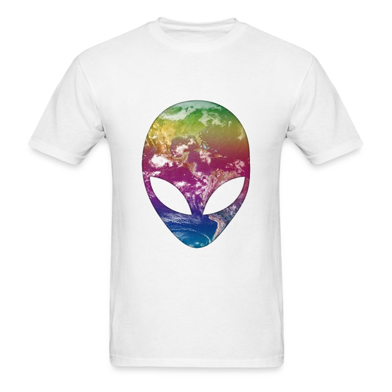 SPACE ALIEN - Men's T-Shirt