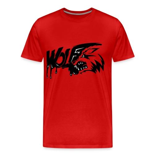 Wolf T - Men's Premium T-Shirt