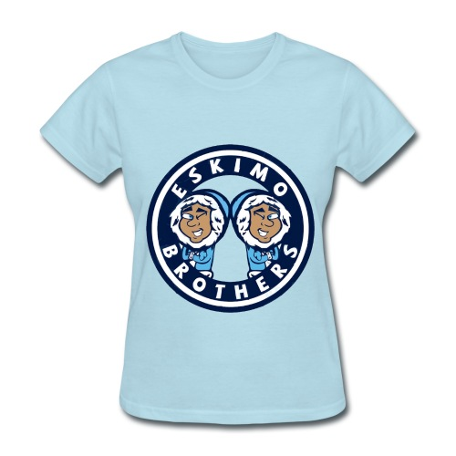 Eskimo Brothers Womens T-Shirt - Women's T-Shirt