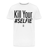 T-Shirts ~ Men's Premium T-Shirt ~ #SELFIE
