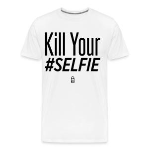 #SELFIE - Men's Premium T-Shirt