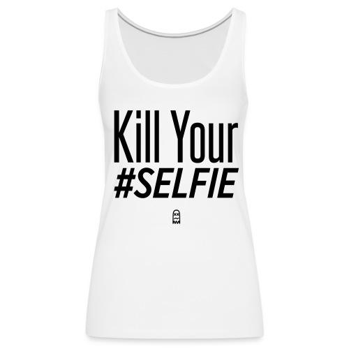 #SELFIE - Women's Premium Tank Top