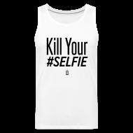 Sportswear ~ Men's Premium Tank ~ #SELFIE