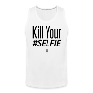 Tank Tops ~ Men's Premium Tank Top ~ #SELFIE
