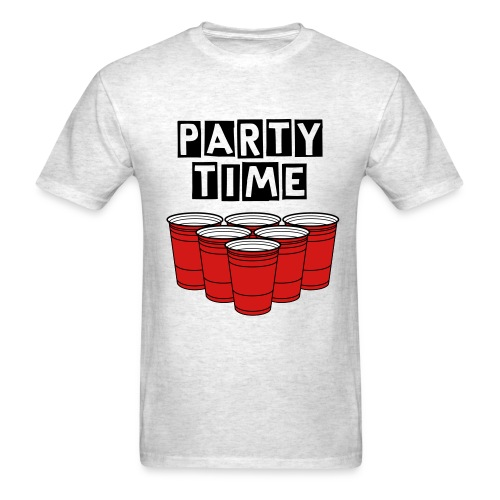 Party Time - Men's T-Shirt