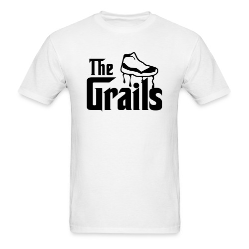 The Grails - Men's T-Shirt