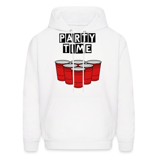 Party Time  - Men's Hoodie