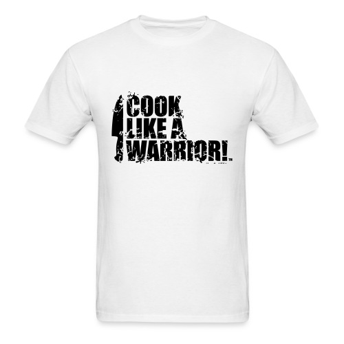 CLAW Mens Short Sleeve T - KNIFE - Men's T-Shirt