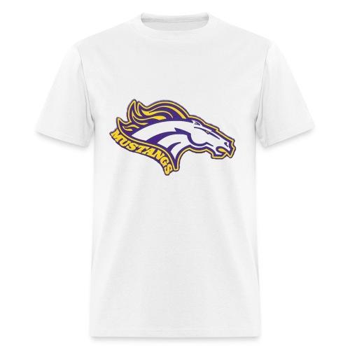 Mustangs - Men's T-Shirt