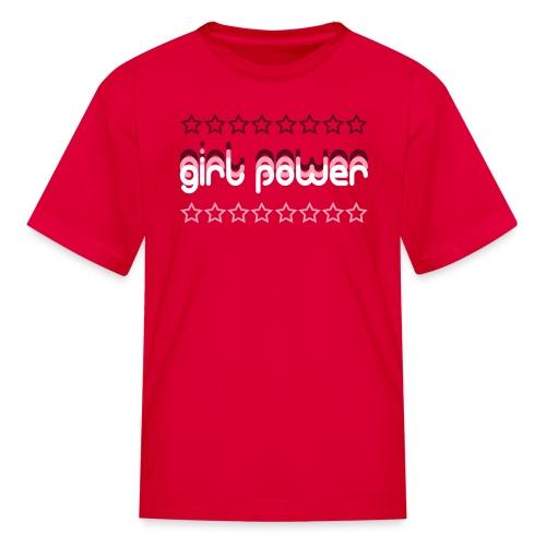 Girl Power Kid's T-Shirt - Kids' T-Shirt
