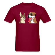 T-Shirts ~ Men's T-Shirt ~ Izzy and Arri (NEW!)
