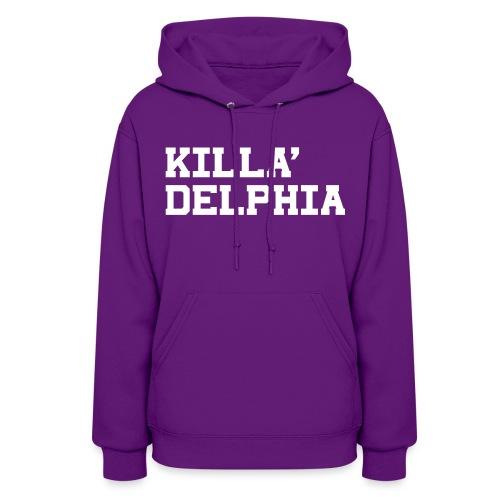 Killadelphia Hoodie - Women's Hoodie