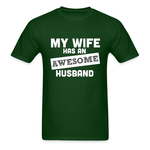 Awesome Husband Tee - Men's T-Shirt