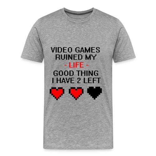 VGRML Tee - Men's Premium T-Shirt