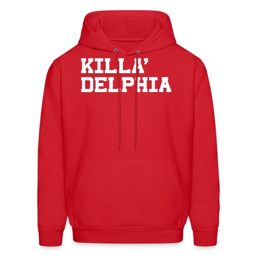Killadelphia Hoodie - Men's Hoodie