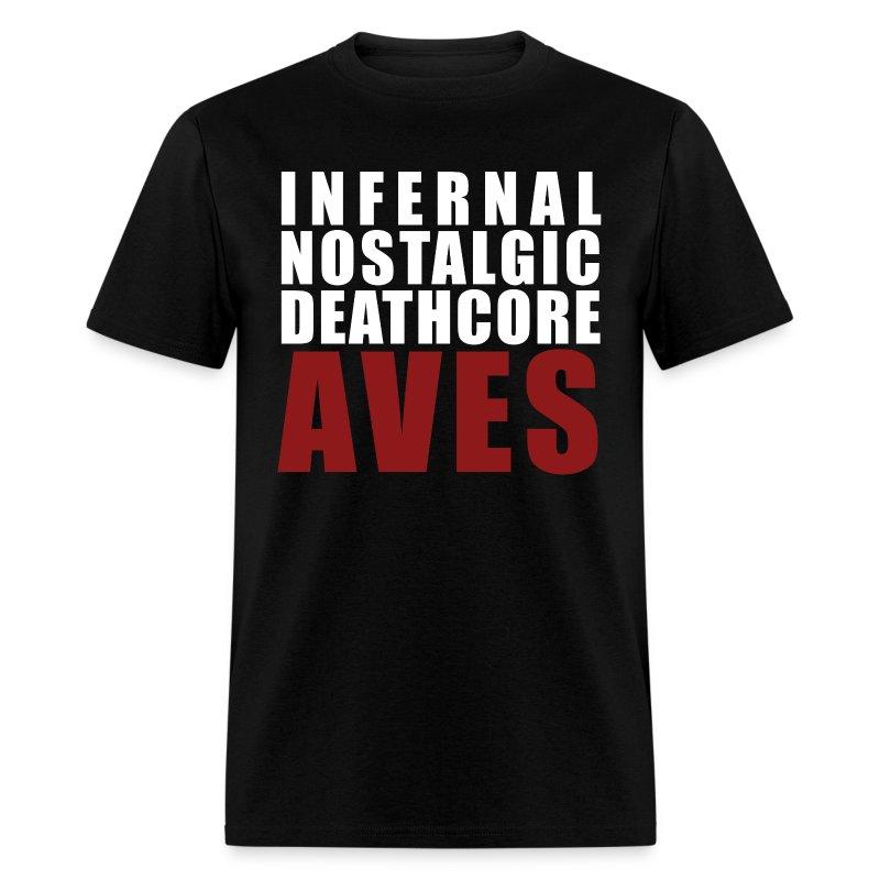 Aves Too - Men's T-Shirt