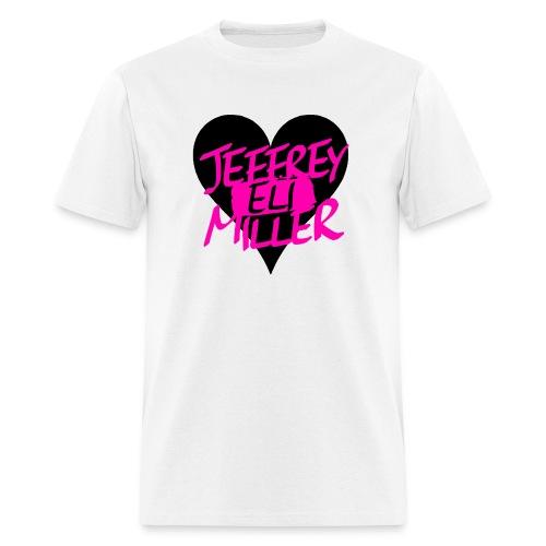 JEM Black/Pink Guys - Men's T-Shirt