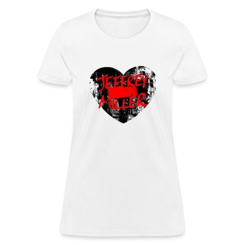 JEM Red/Black Girl Tee's - Women's T-Shirt