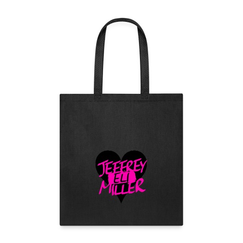 JEM Pink Logo Tote Bag - Tote Bag