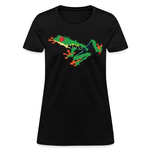 Frog Tee - Women's T-Shirt