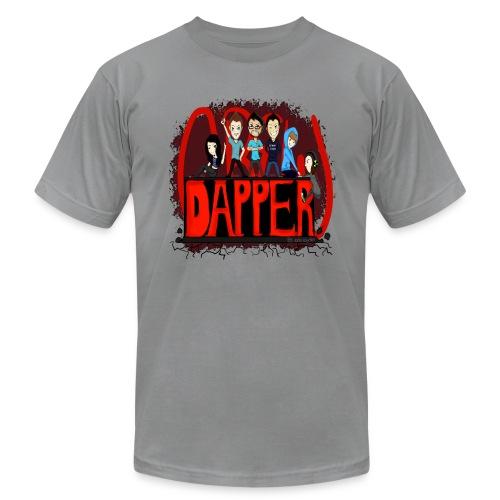 The Dapper Crew - Men's - Men's Fine Jersey T-Shirt