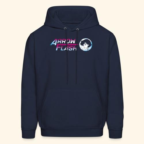 ArrowFlash (free shirtcolor selection) - Men's Hoodie