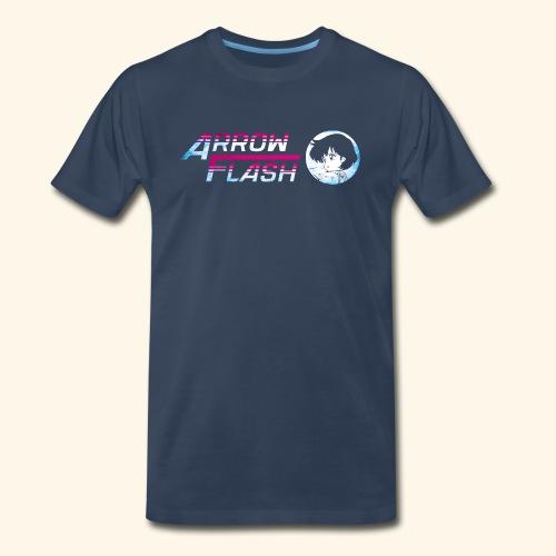 ArrowFlash (free shirtcolor selection) - Men's Premium T-Shirt